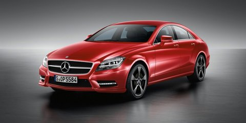 Mercedes-Benz CLS500 price down $50K; CLS350 dropped