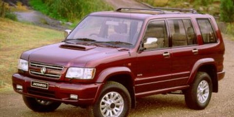 2002 HOLDEN JACKAROO SE LWB Review