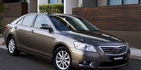 2012 TOYOTA AURION PRODIGY Review