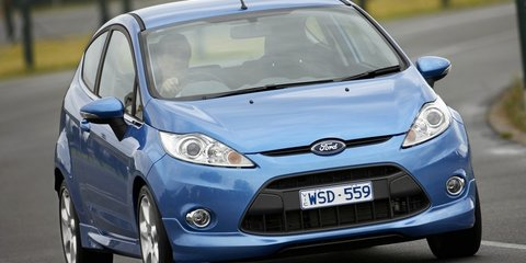 2010 FORD FIESTA ZETEC Review