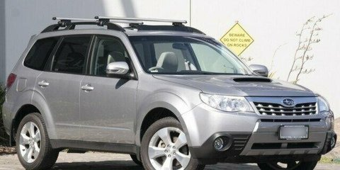 2010 SUBARU FORESTER Review