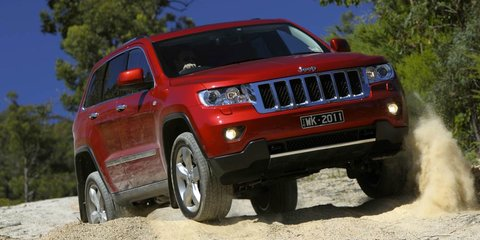 2011 JEEP GRAND CHEROKEE OVERLAND Review