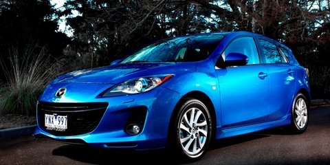 2011 MAZDA MAZDA3 SP20 SKYACTIV Review