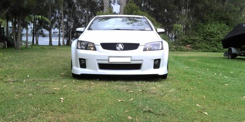 2010 HOLDEN COMMODORE SS-V Review