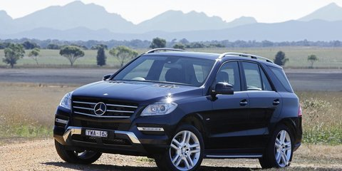2012 MERCEDES-BENZ ML 250 CDI BLUETEC Review