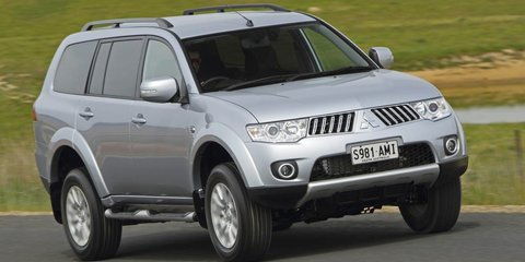 2012 MITSUBISHI CHALLENGER (4x2) Review