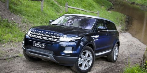 2012 RANGE ROVER EVOQUE Si4 PURE Review