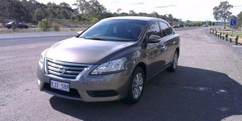 2013 Nissan Pulsar ST Sedan Review