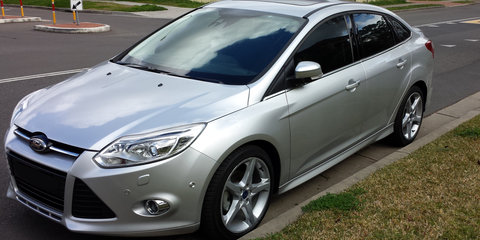 2012 Ford Focus Titanium Review