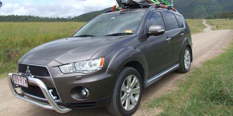 2011 Mitsubishi Outlander VR-X Review