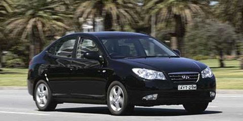 2009 HYUNDAI ELANTRA SX Review