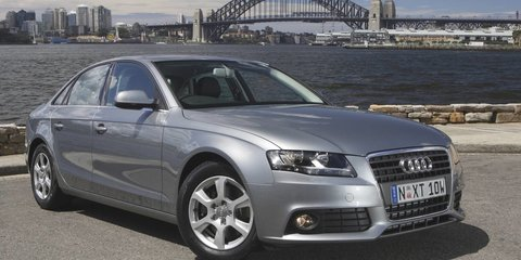 2010 AUDI A4 2.0 TDI Review