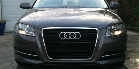 2012 AUDI A3 SPORTBACK 1.6 TDI ATTRACTION Review