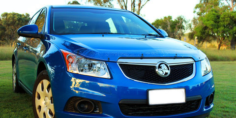 2011 HOLDEN CRUZE CD Review