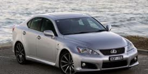2009 LEXUS IS F Review