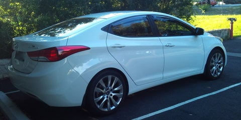 2011 HYUNDAI ELANTRA ELITE Review