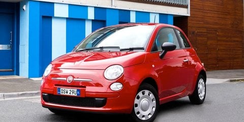 2008 FIAT 500 POP Review