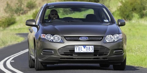 2012 FORD FALCON XT ECOBOOST Review
