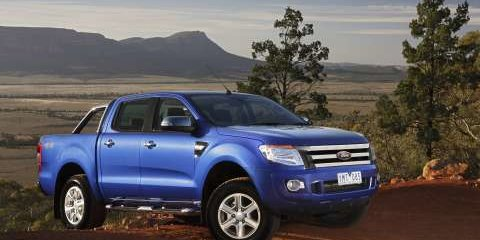 2012 FORD RANGER XLT 3.2 Review