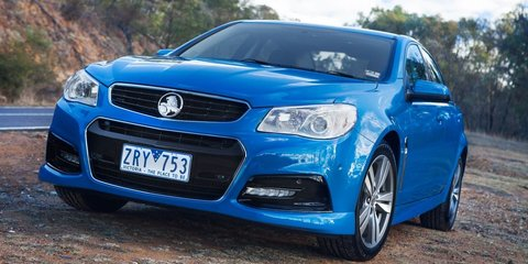 2013 HOLDEN COMMODORE SV6 Review