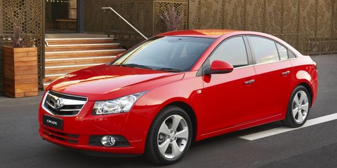 2011 HOLDEN CRUZE CDX Review