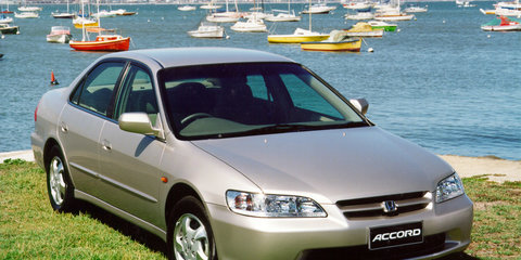2002 HONDA ACCORD VTi-L Review
