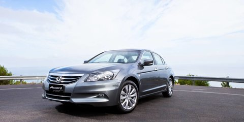 HONDA ACCORD VTi 2010 Review