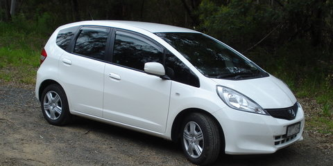 2012 HONDA JAZZ Review