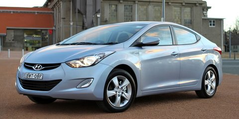 2013 HYUNDAI ELANTRA ELITE Review