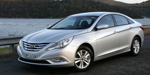 2011 HYUNDAI i45 ACTIVE Review