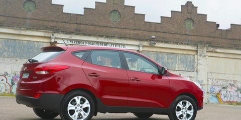2010 HYUNDAI iX35 ACTIVE (FWD) Review