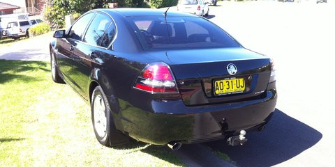 2007 HOLDEN CALAIS Review