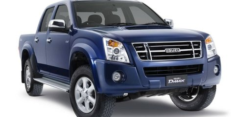2009 ISUZU D-MAX LS-U Review