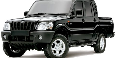2010 MAHINDRA PIK-UP (4x4) Review