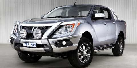 2012 MAZDA BT-50 XTR Review
