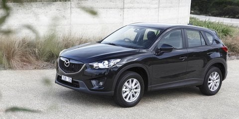 2012 MAZDA CX-5 MAXX SPORT Review