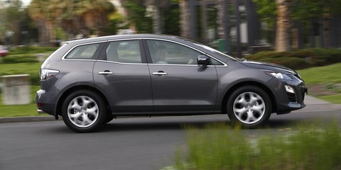 2011 MAZDA CX-7 LUXURY SPORTS Review