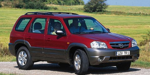 2001 MAZDA TRIBUTE LUXURY Review