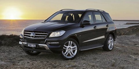2013 MERCEDES-BENZ ML 250 CDI BLUETEC Review