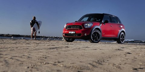 2012 Mini Cooper S All4 Countryman Chilli Review