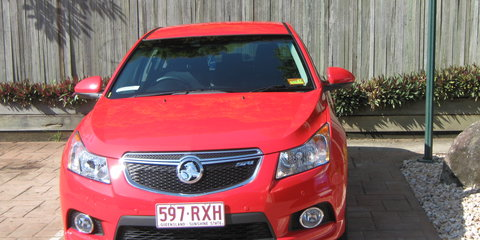 2012 HOLDEN CRUZE SRi V Review