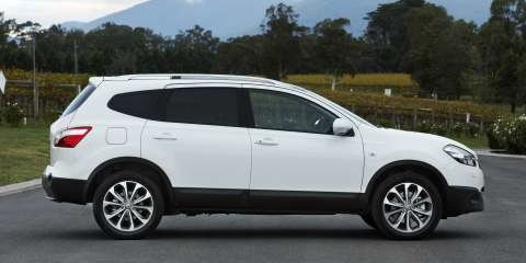 2012 NISSAN DUALIS Ti Review