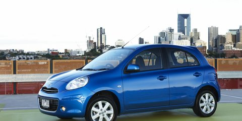 2012 NISSAN MICRA ST-L Review