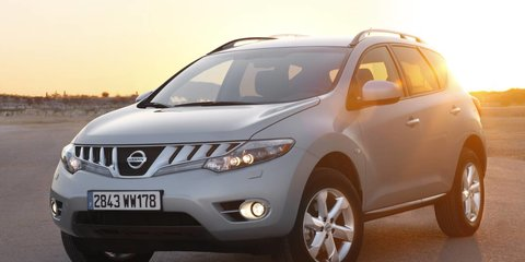 2010 NISSAN MURANO ST Review