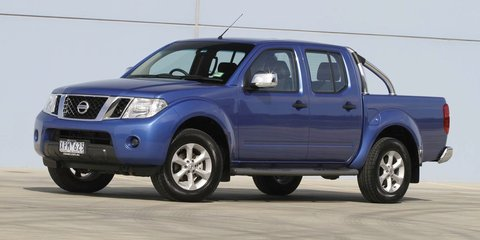 2013 NISSAN NAVARA ST-X 550 Review