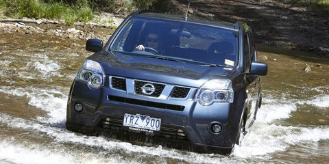 2013 NISSAN X-TRAIL ST Review