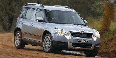 2012 SKODA YETI 103 TDI Review