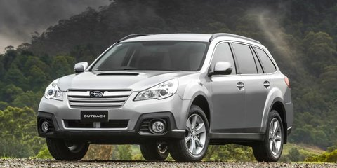 2013 SUBARU OUTBACK 2.5i PREMIUM Review