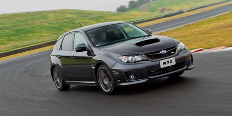 2013 SUBARU WRX (AWD) Review