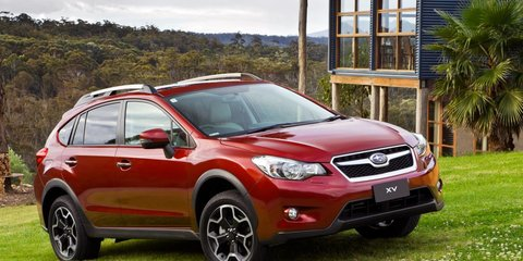 2012 SUBARU IMPREZA XV (AWD) Review